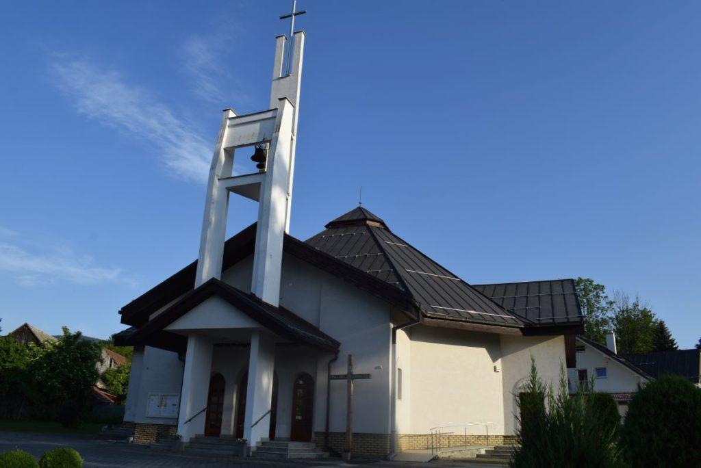 Kostol Nepoškvrneného počatia Panny Márie v Liptovskej Štiavnici J03