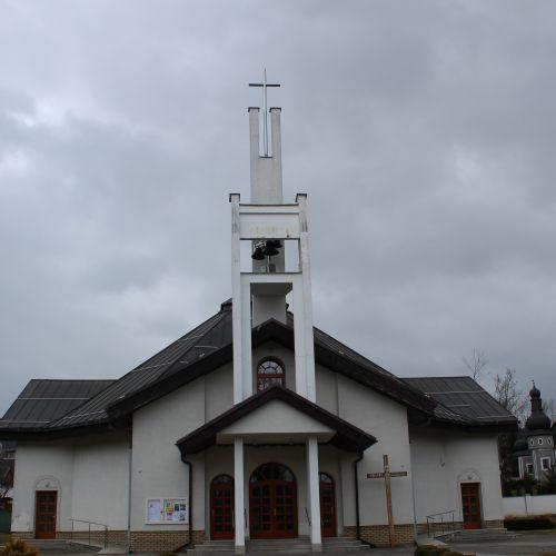 Kostol Nepoškvrneného počatia Panny Márie v Liptovskej Štiavnici