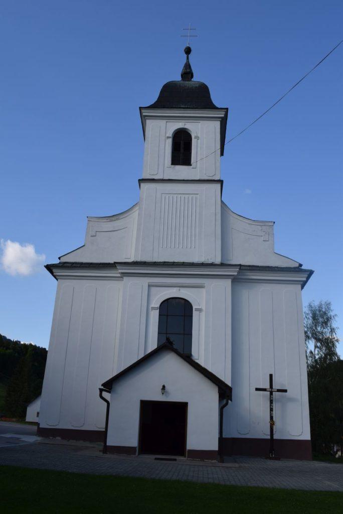 Kostol Obetovania Pána v Liptovských Revúcach 05