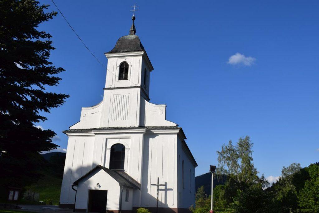 Kostol Obetovania Pána v Liptovských Revúcach 06