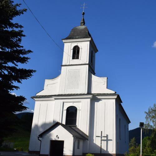 Church of the Sacrifice of the Lord in Liptovské Revúce