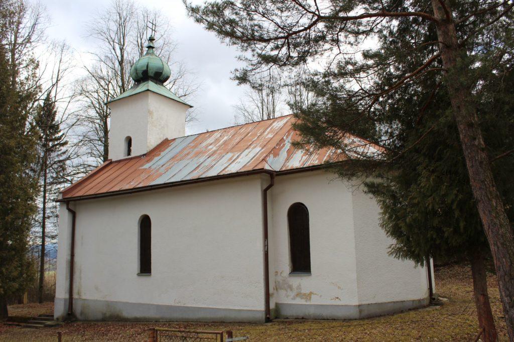 Kostol Povýšenia svätého Kríža v Ružomberku na Kalvárii 02