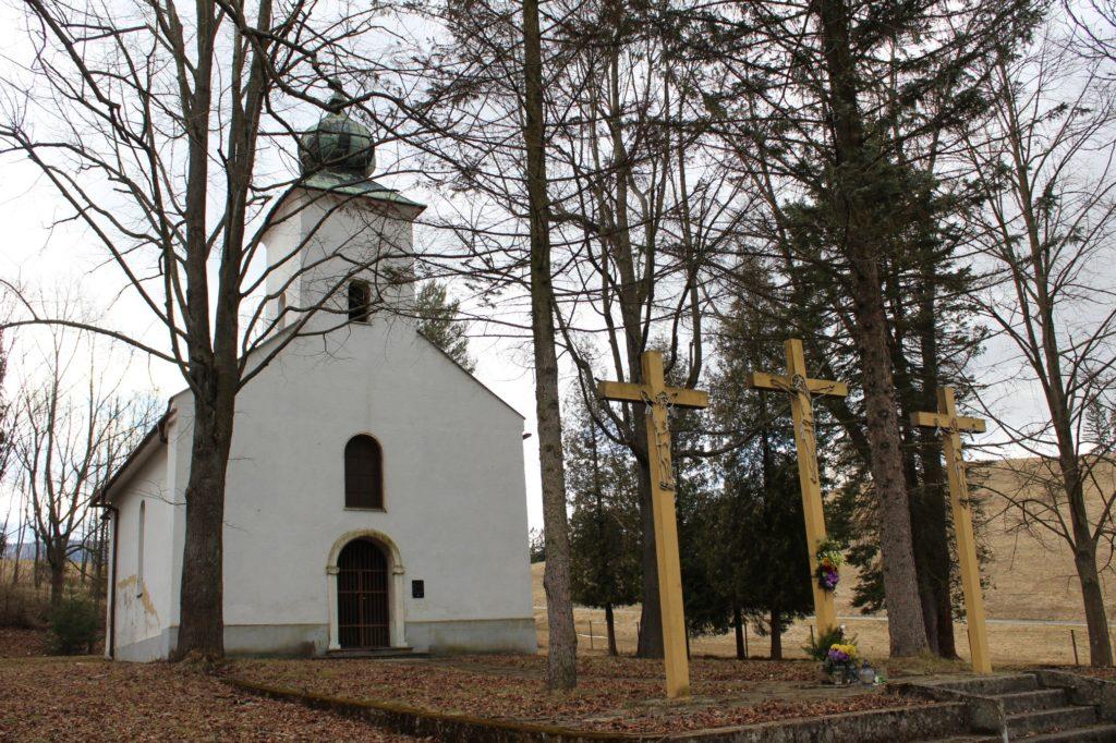 Kostol Povýšenia svätého Kríža v Ružomberku na Kalvárii 06