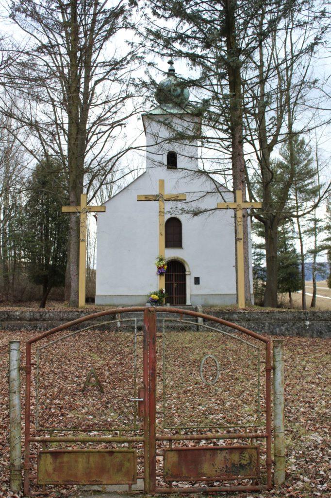 Kostol Povýšenia svätého Kríža v Ružomberku na Kalvárii 07