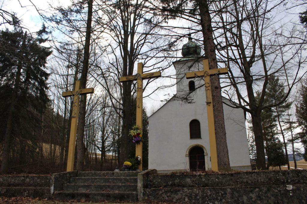 Kostol Povýšenia svätého Kríža v Ružomberku na Kalvárii 08