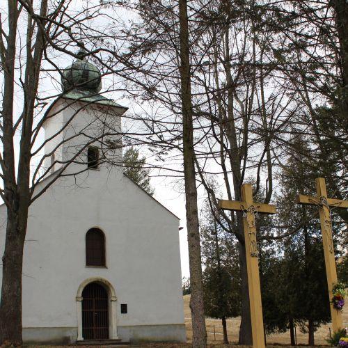 Kostol Povýšenia svätého Kríža v Ružomberku na Kalvárii