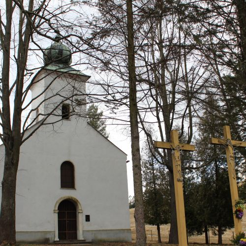 Church of the Exaltation of the Holy Cross at Calvary in Ružomberok