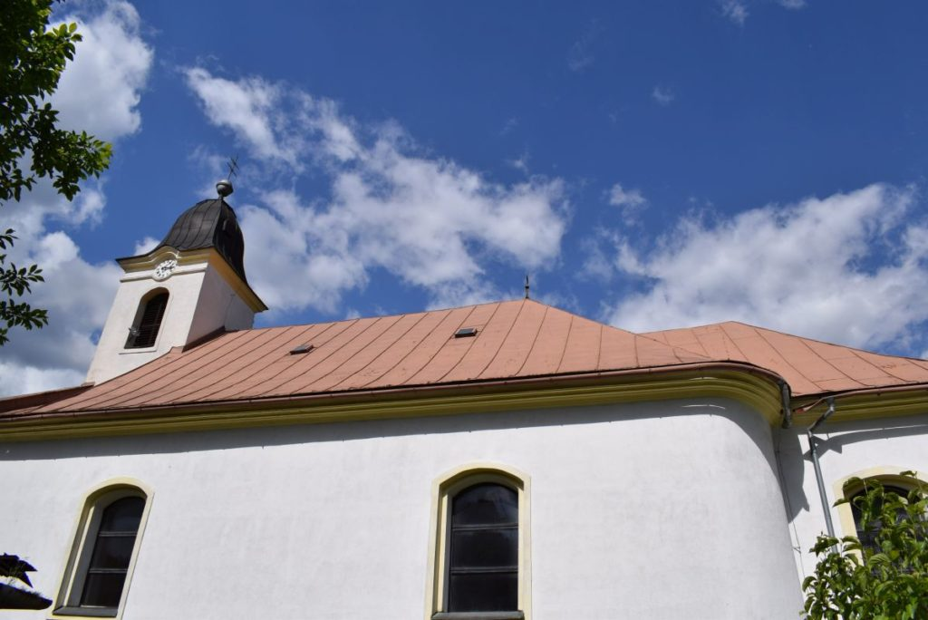 Kostol Povýšenia sv. Kríža v Hubovej 03