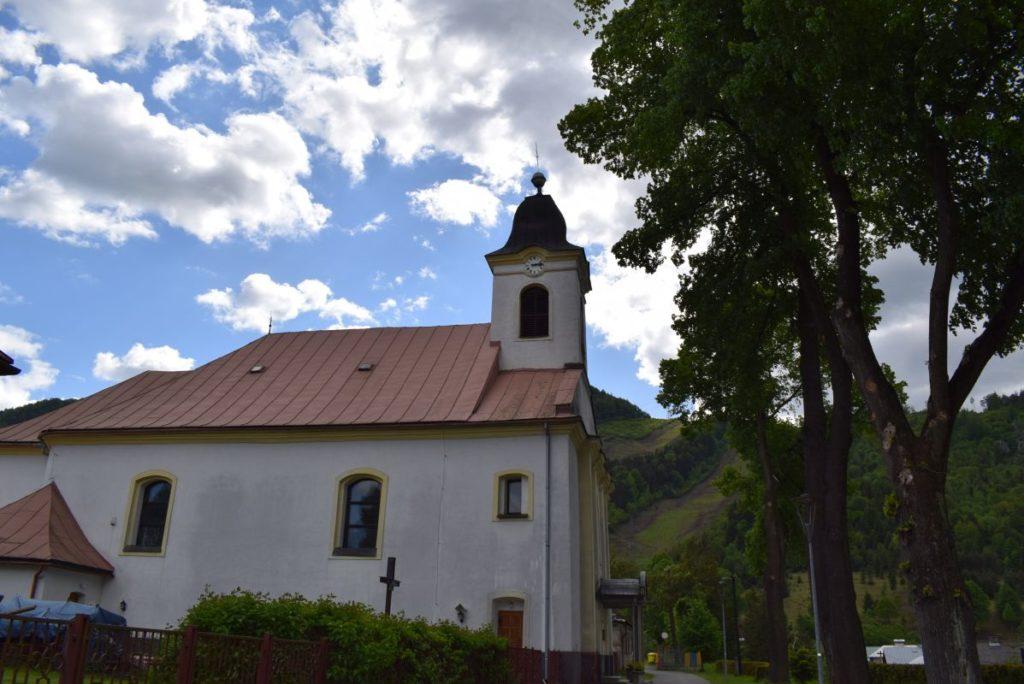 Kostol Povýšenia sv. Kríža v Hubovej 05