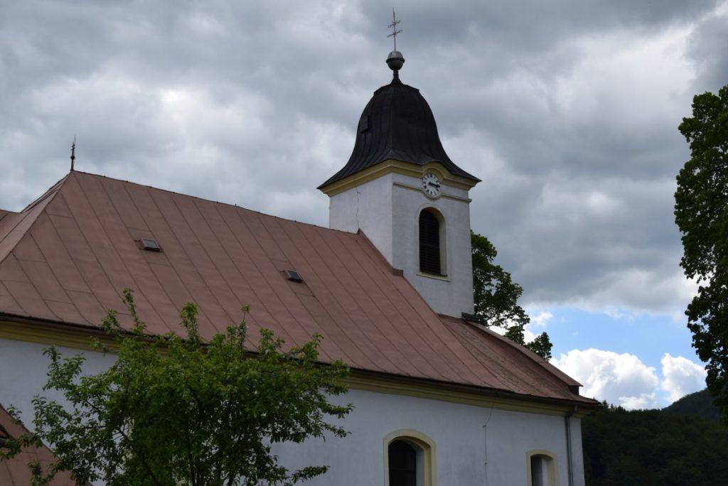 Kostol Povýšenia sv. Kríža v Hubovej 06