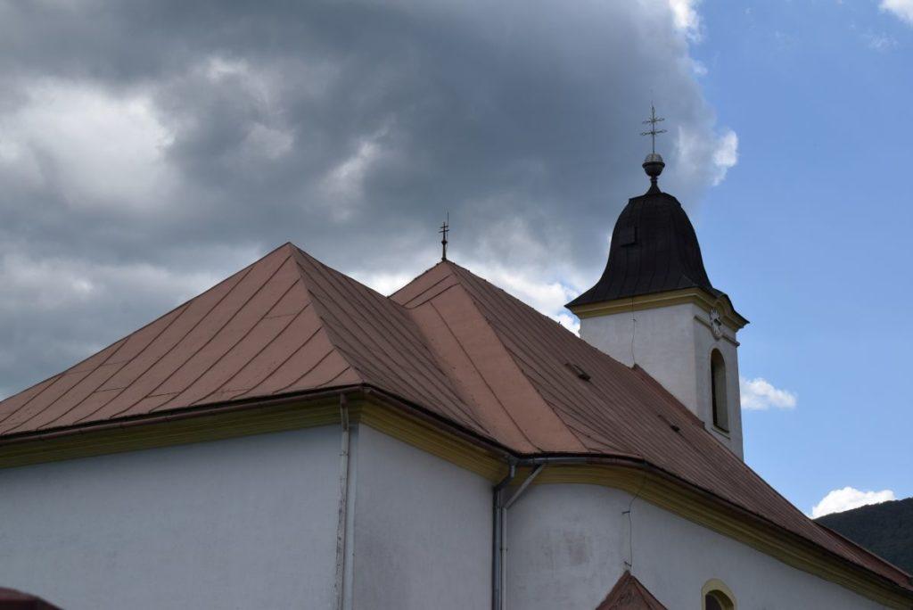 Kostol Povýšenia sv. Kríža v Hubovej 07