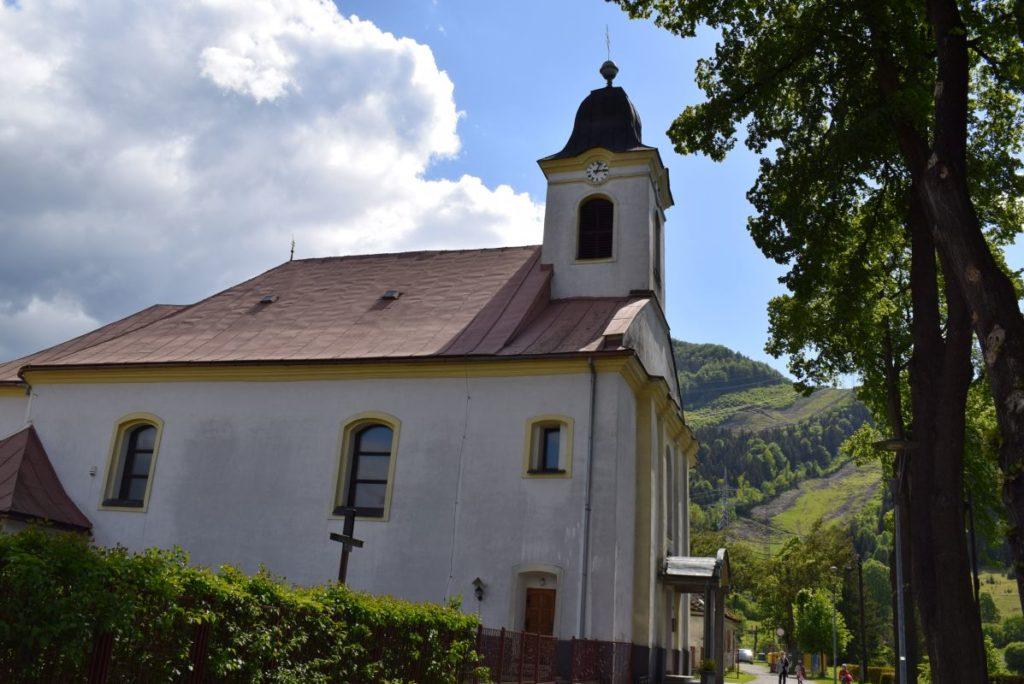 Kostol Povýšenia sv. Kríža v Hubovej 09
