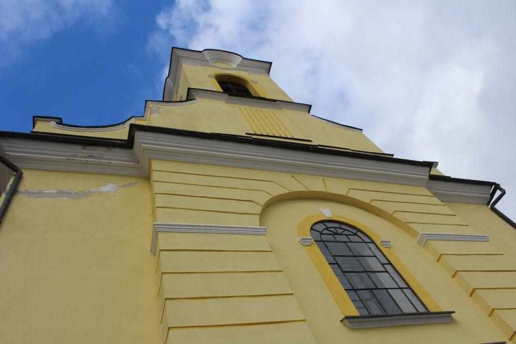 Kostol Povýšenia sv. Kríža v Lúčkach 01