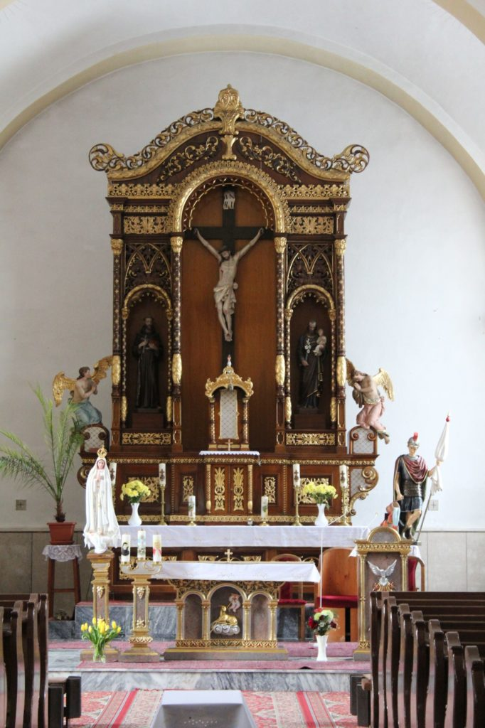 Kostol Povýšenia sv. Kríža v Lúčkach 04
