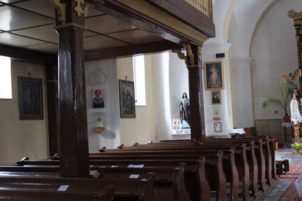 Kostol Povýšenia sv. Kríža v Lúčkach 05
