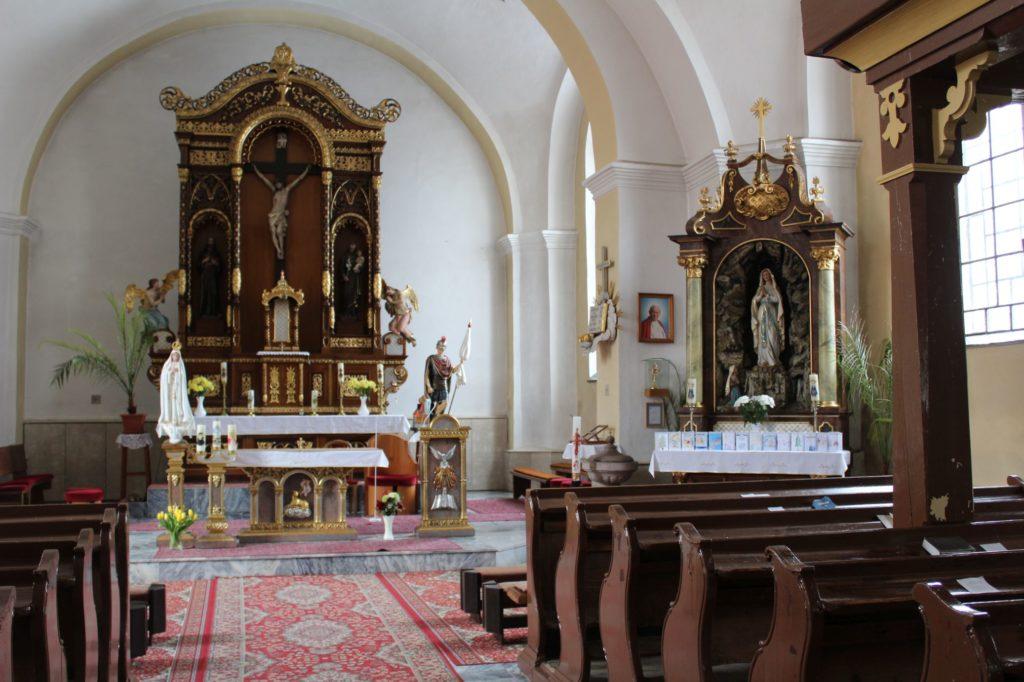 Kostol Povýšenia sv. Kríža v Lúčkach 06