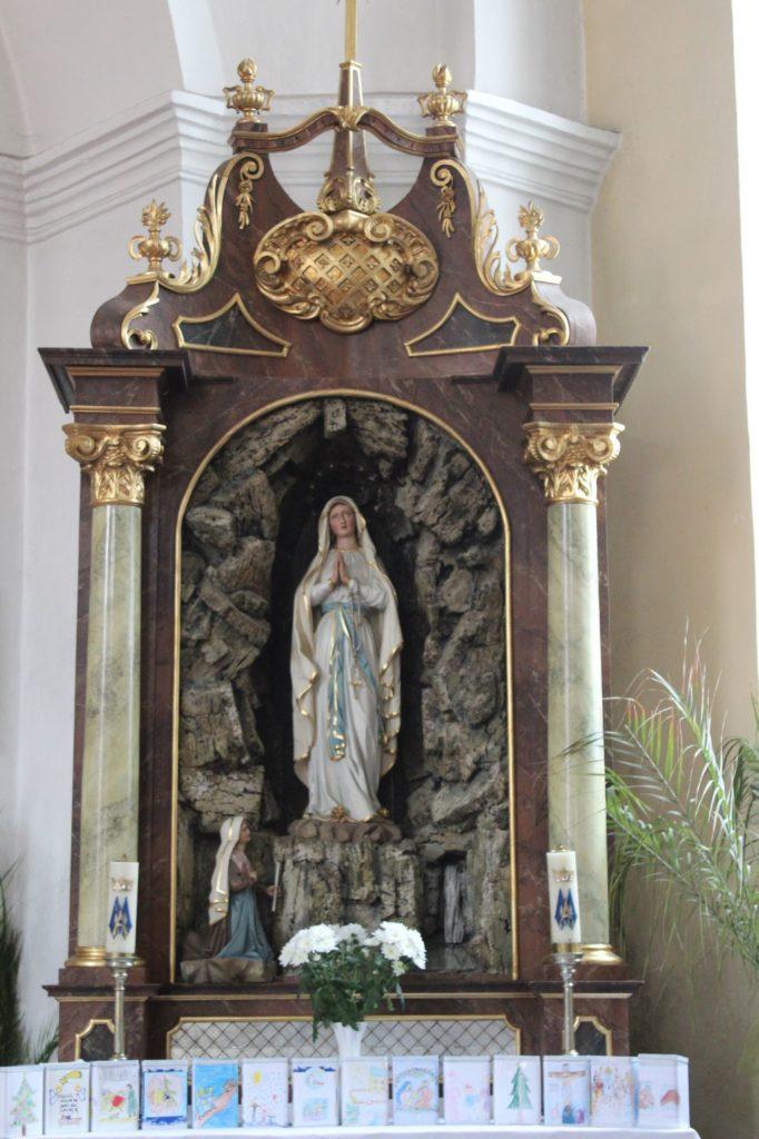Kostol Povýšenia sv. Kríža v Lúčkach 07