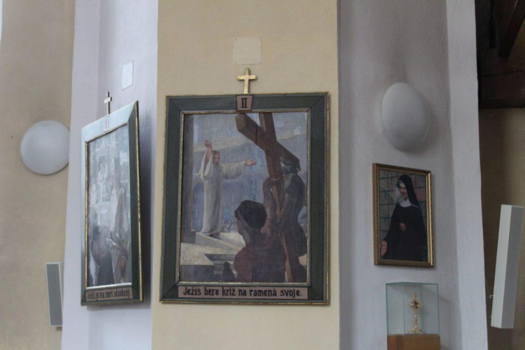 Kostol Povýšenia sv. Kríža v Lúčkach 10