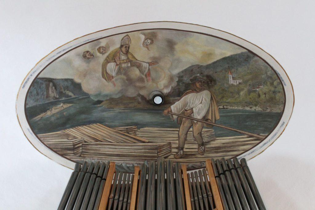 Kostol Povýšenia sv. Kríža v Lúčkach 11