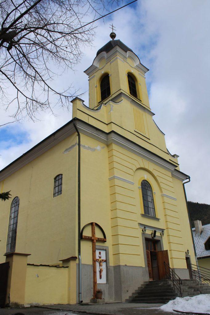 Kostol Povýšenia sv. Kríža v Lúčkach 12