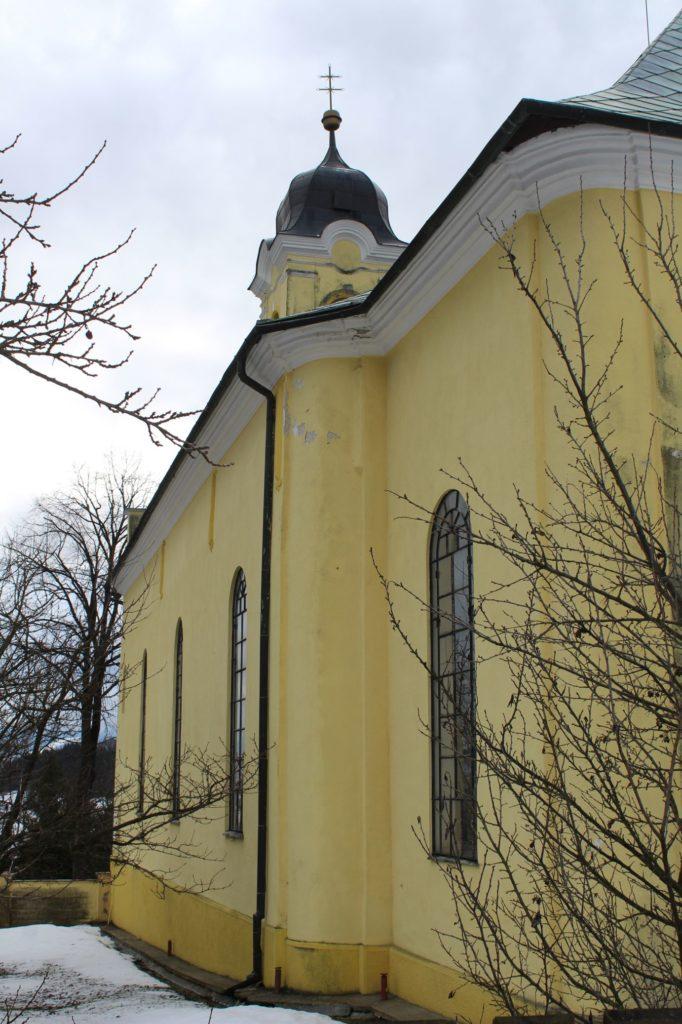 Kostol Povýšenia sv. Kríža v Lúčkach 13