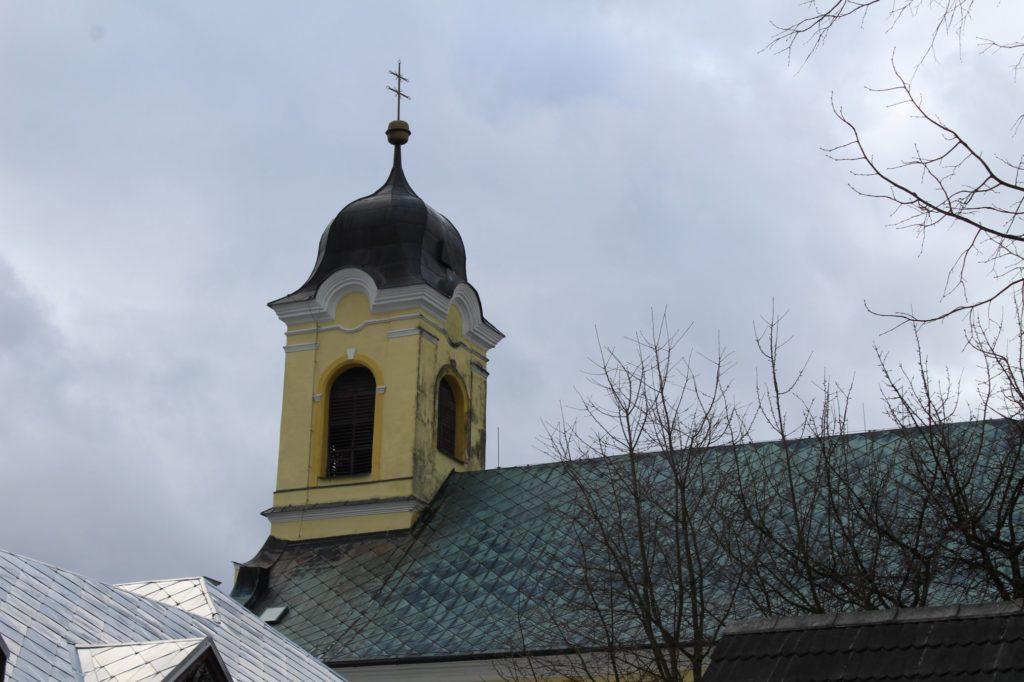 Kostol Povýšenia sv. Kríža v Lúčkach 14