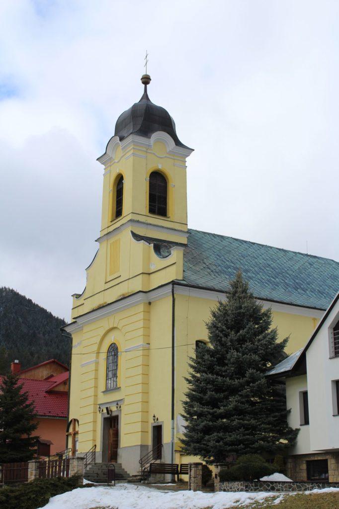Kostol Povýšenia sv. Kríža v Lúčkach 15