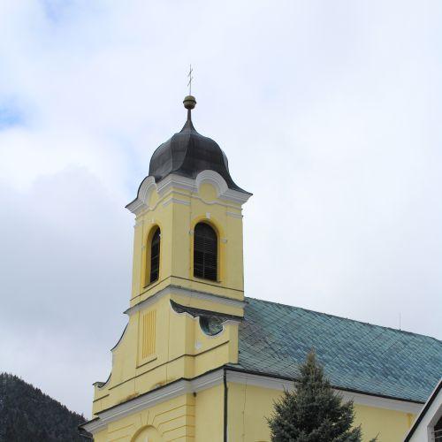 Church of the Exaltation of the Holy Cross in Lúčky