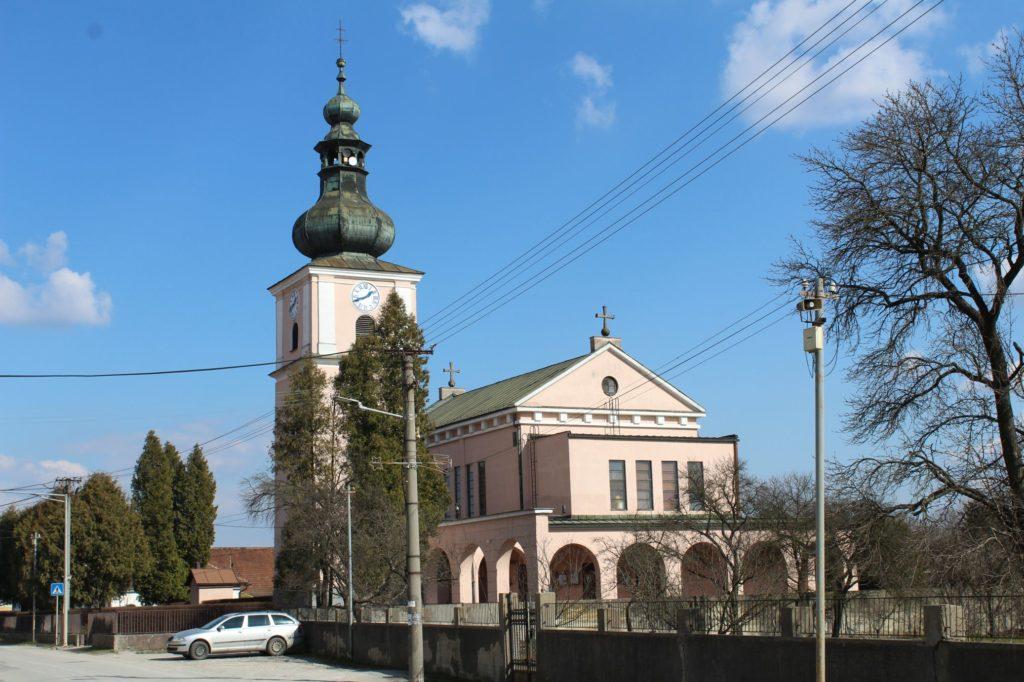 Kostol Premenenia Pána v Liskovej 01