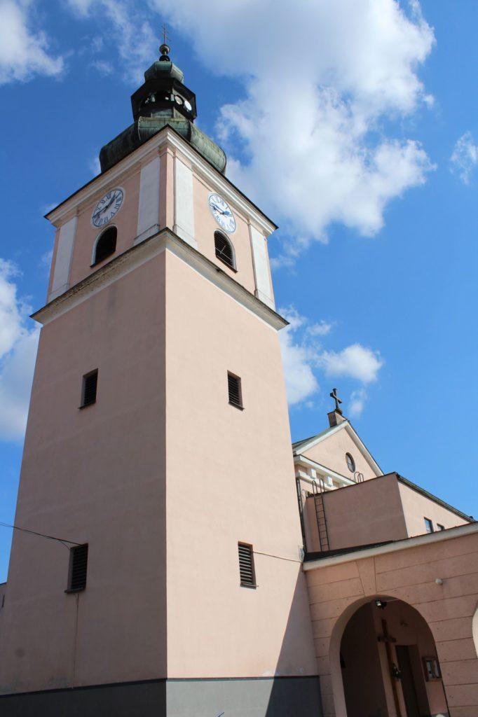 Kostol Premenenia Pána v Liskovej 02
