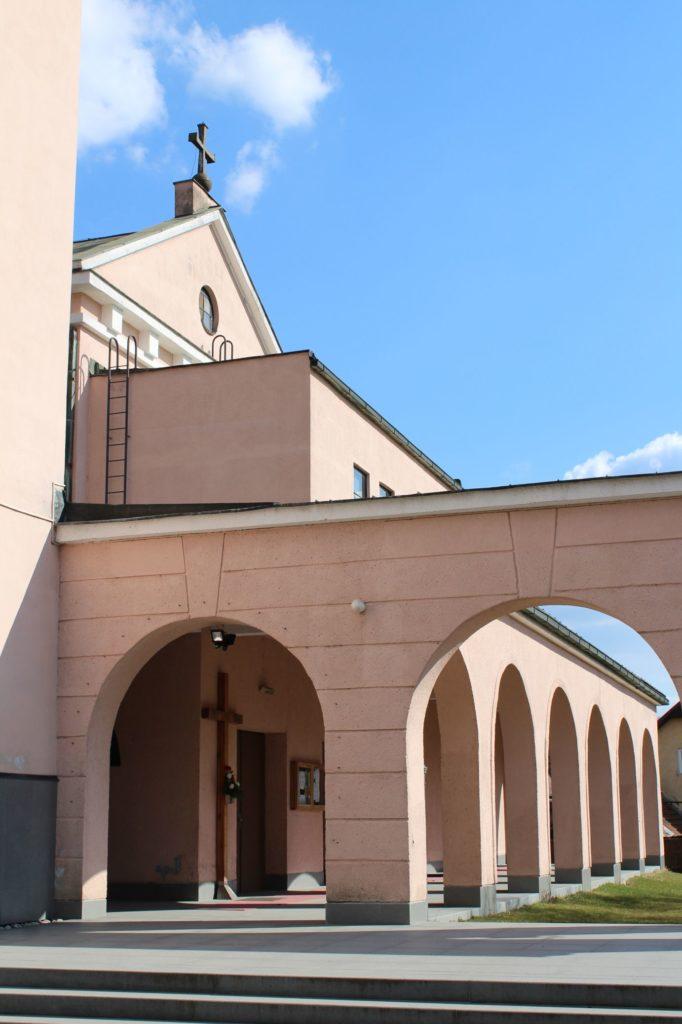 Kostol Premenenia Pána v Liskovej 03