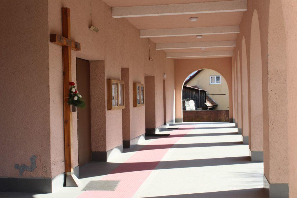 Kostol Premenenia Pána v Liskovej 04