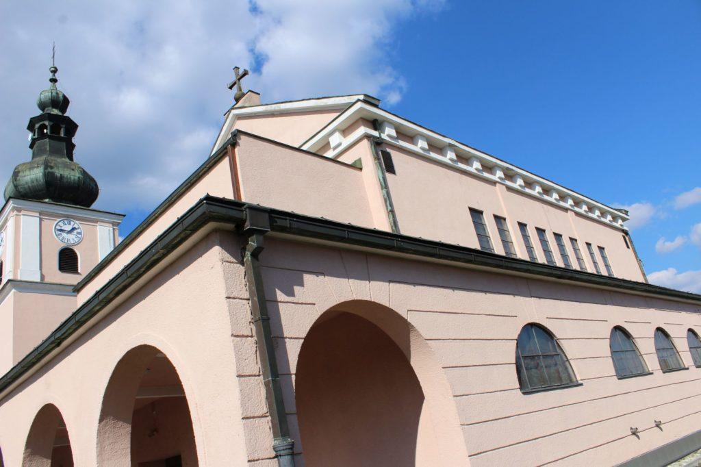 Kostol Premenenia Pána v Liskovej 06
