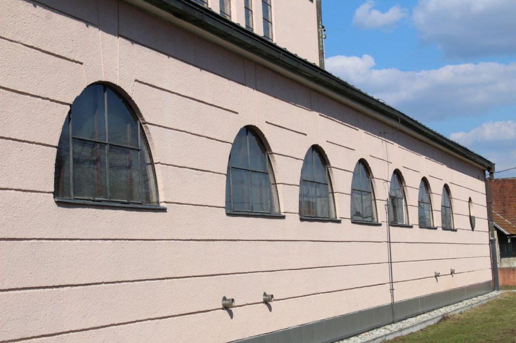 Kostol Premenenia Pána v Liskovej 07