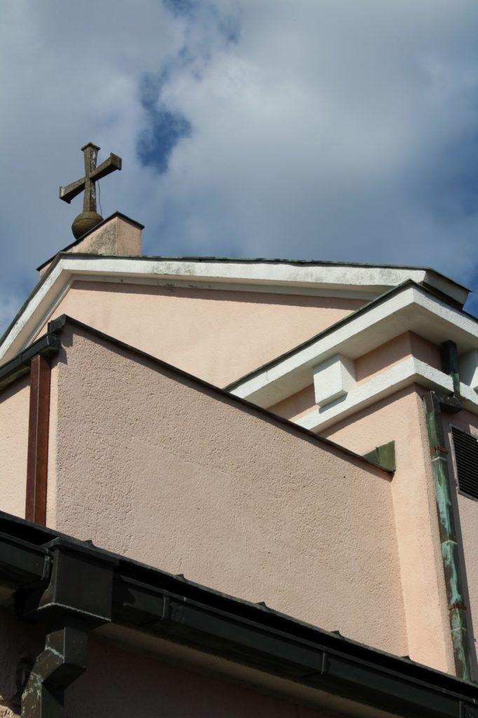 Kostol Premenenia Pána v Liskovej 08
