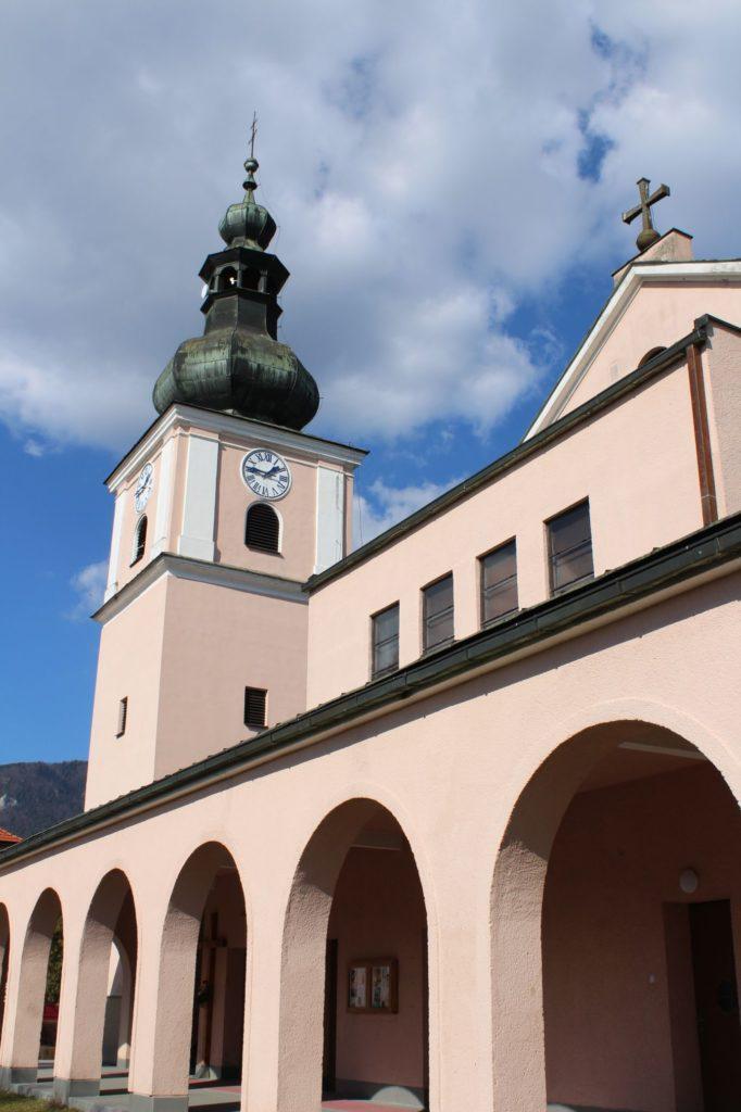 Kostol Premenenia Pána v Liskovej 09