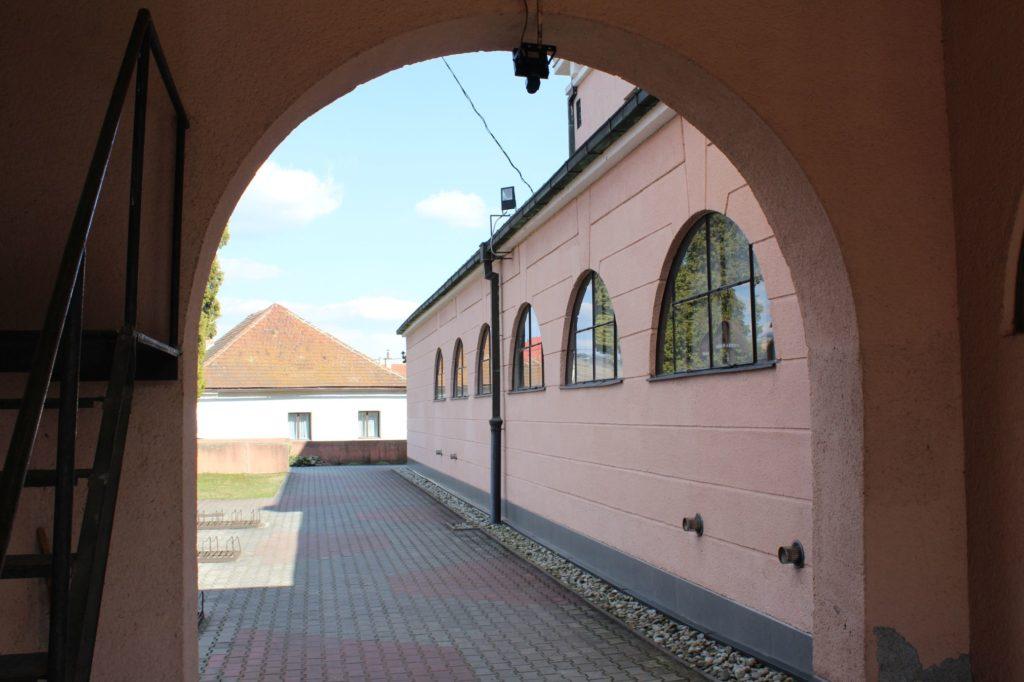 Kostol Premenenia Pána v Liskovej 12
