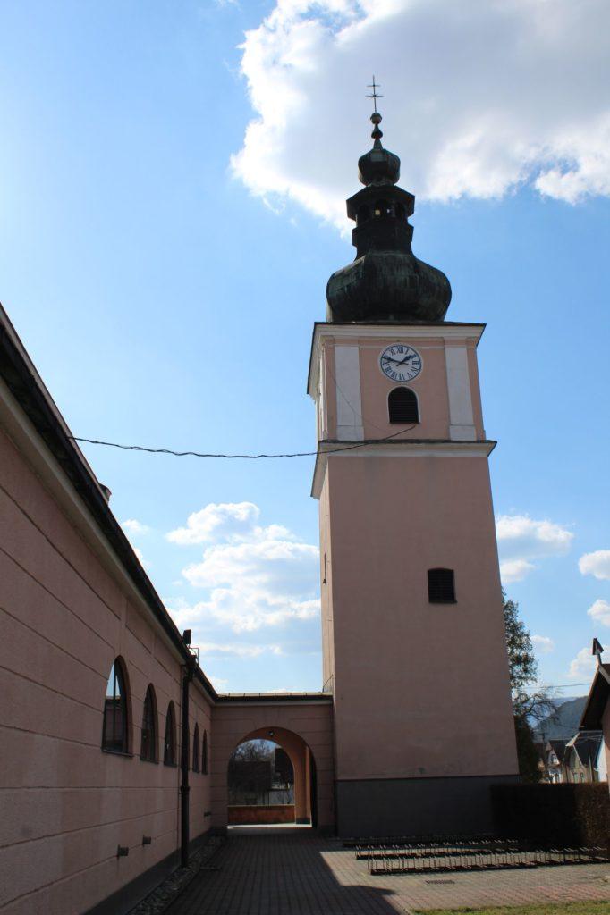 Kostol Premenenia Pána v Liskovej 14