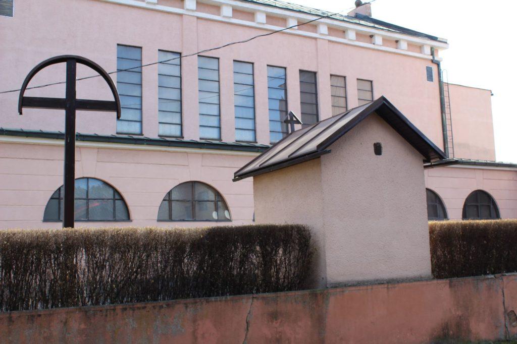 Kostol Premenenia Pána v Liskovej 15