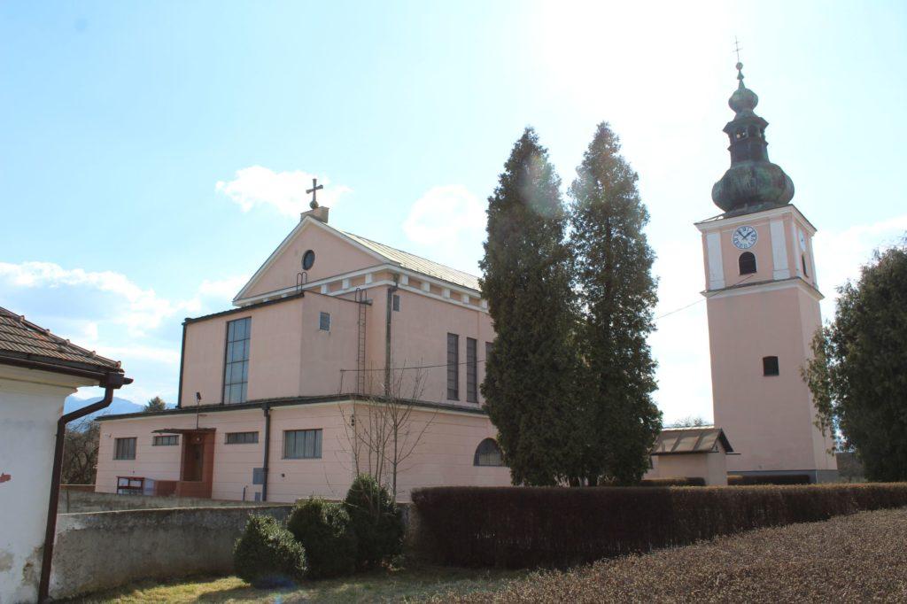 Kostol Premenenia Pána v Liskovej 17