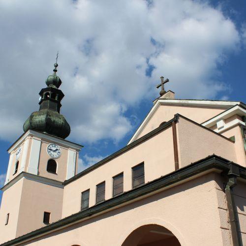 Kostol Premenenia Pána v Liskovej