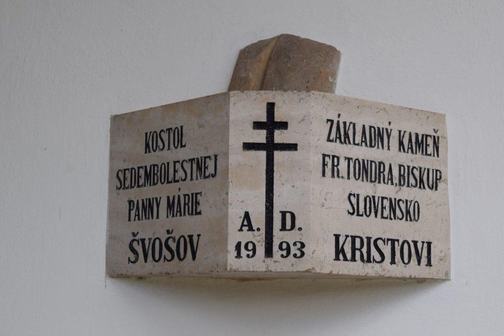 Kostol Sedembolestnej Panny Márie v Švošove 04