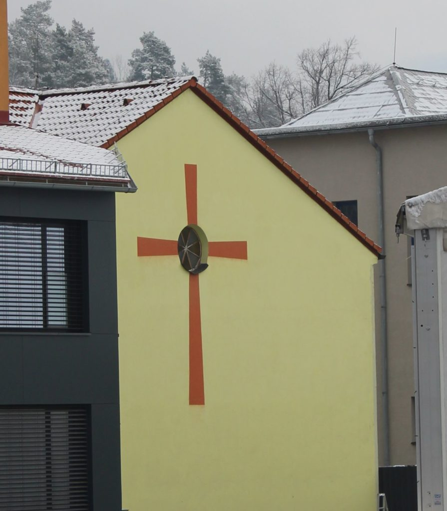 Kostol Svätej Rodiny v Ružomberku - Rybárpoli 06
