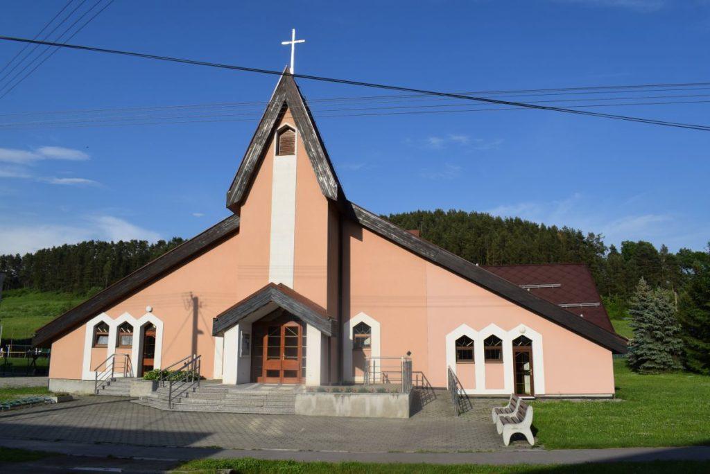 Kostol Svätej rodiny v Štiavničke 02