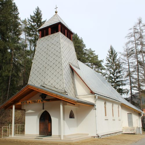 Church of Cyril and Methodius in Ľubochňa