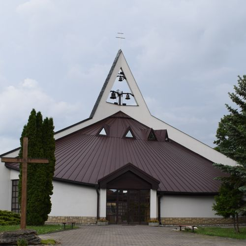 Church of St. Cyril and Methodius in Ivachnová