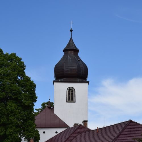 Church of St. Philip and Jacob in Liptovská Teplá