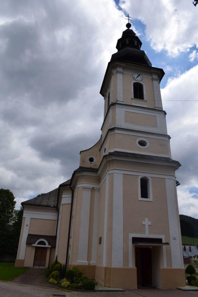 Kostol sv. Jána Krstiteľa v Liptovskej Osade 01