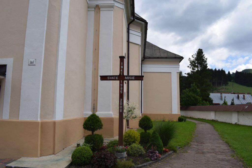 Kostol sv. Jána Krstiteľa v Liptovskej Osade 02