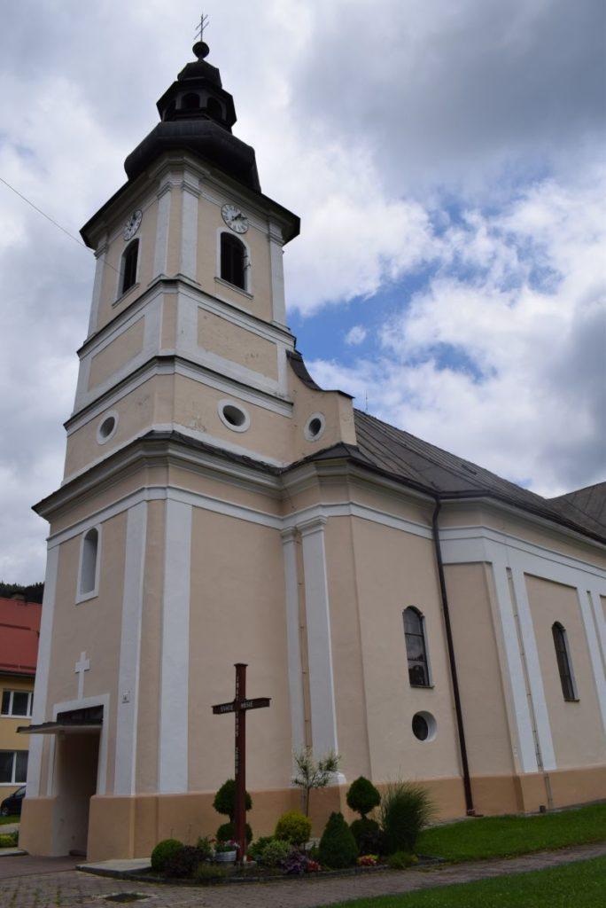 Kostol sv. Jána Krstiteľa v Liptovskej Osade 03